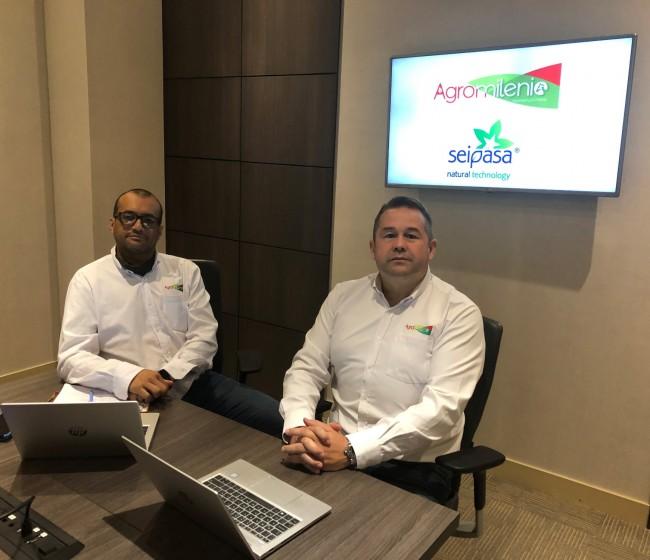 Seipasa distribuirá sus productos en Colombia de la mano de Agromilenio