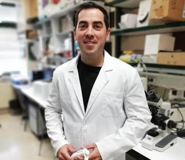 José David Flores, premio Fertiberia a la mejor tesis doctoral