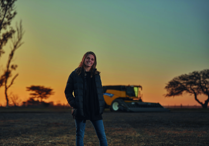 New Holland celebra el papel fundamental de la mujer en la agricultura en el Día de las Mujeres Rurales