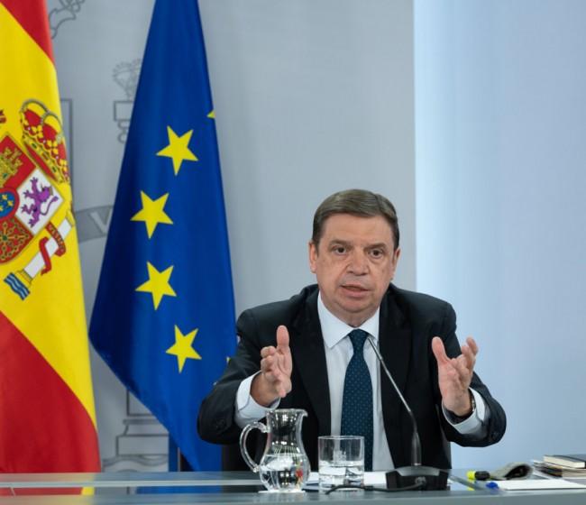 Planas espera que el Consejo de Ministros cierre estos días el acuerdo político de la reforma de la PAC
