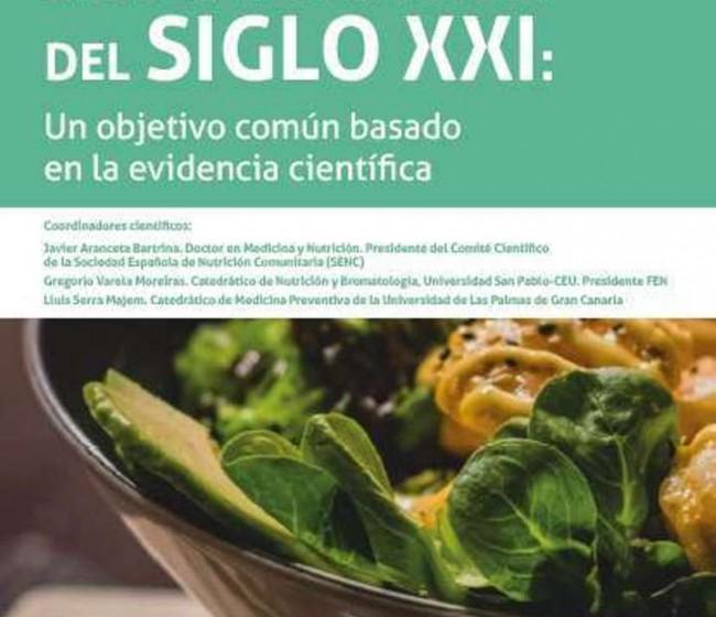Presentado el libro «La alimentación del Siglo XXI: un objetivo común basado en la evidencia científica»