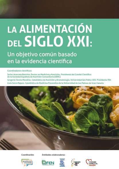 Portada del libro _La alimentación del siglo XXI (FILEminimizer)