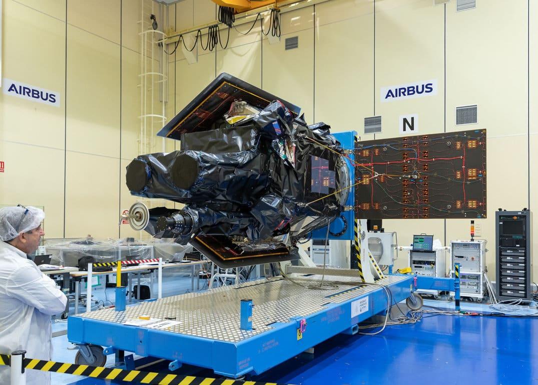 SEOSAT-Ingenio: Un satélite español para vigilar el uso del suelo y la gestión del agua