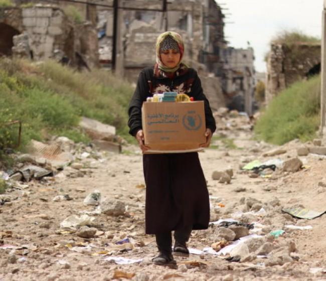 El Programa Mundial de Alimentos de Naciones Unidas recibe el Premio Nobel de la Paz