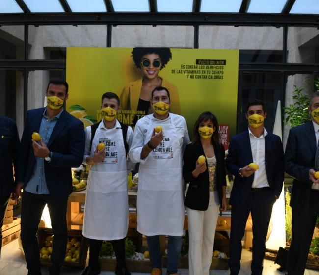 Ailimpo presenta la primera campaña de promoción del limón europeo
