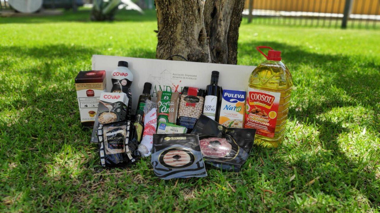 FIAB y Landaluz trabajarán para impulsar la actividad industrial alimentaria en Andalucía