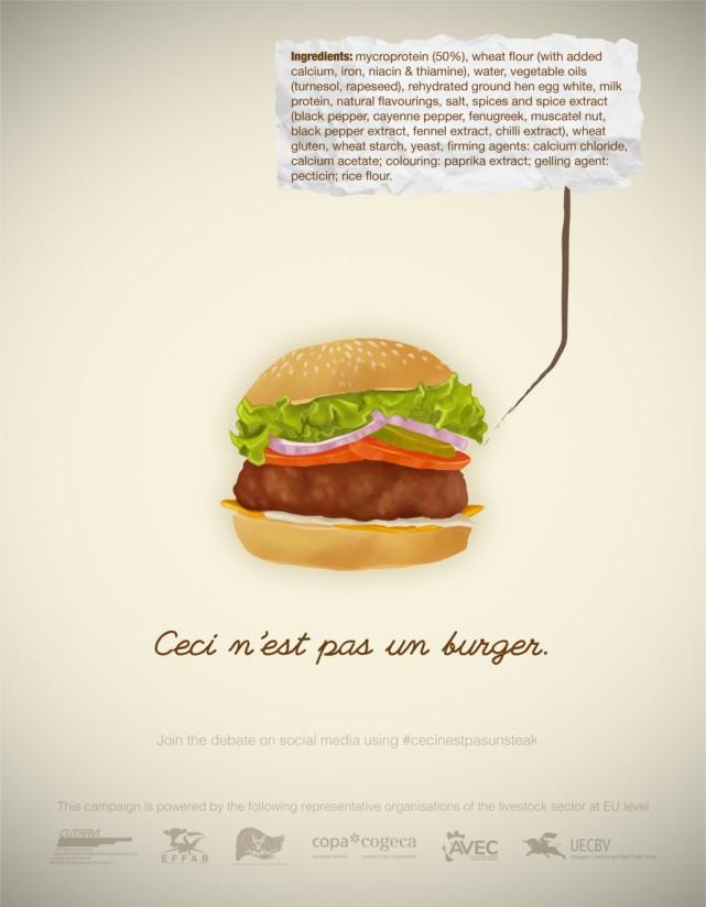 Organizaciones europeas del sector ganadero-cárnico lanzan campaña contra el uso indebido de las denominaciones de la carne