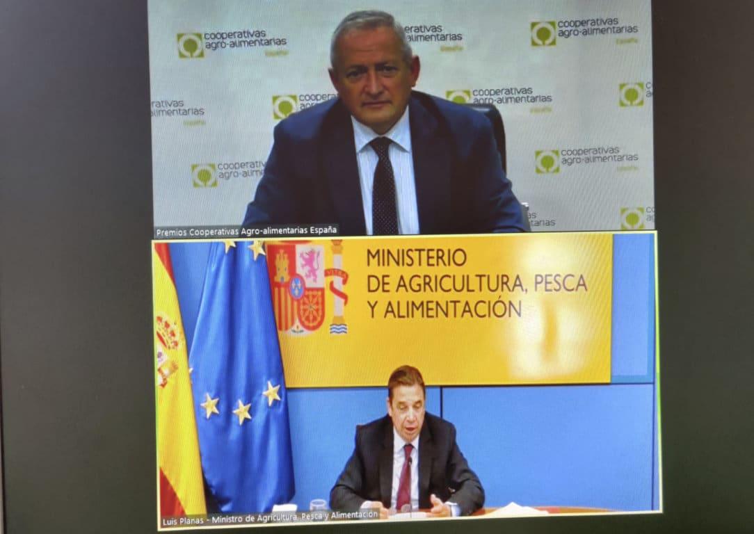Ángel Villafranca en la Asamblea 2020: «Las cooperativas agroalimentarias no son el problema del sector»