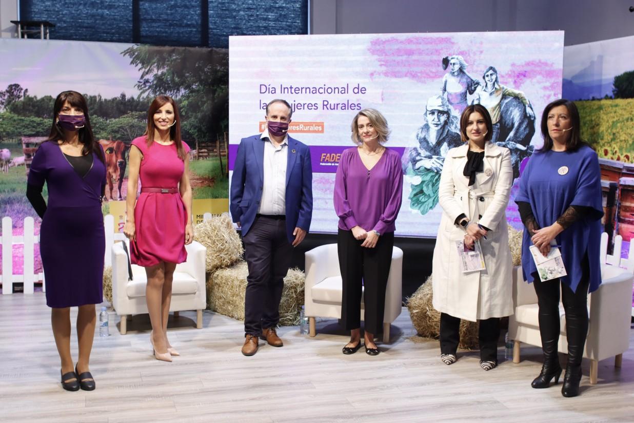 Fademur celebra el Día Internacional de las Mujeres Rurales con una jornada que ha congregado a más de mil personas