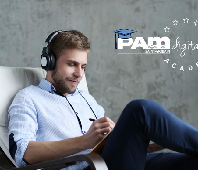 Saint-Gobain PAM estrena Digital Academy, su nueva sección informativa en formato podcast