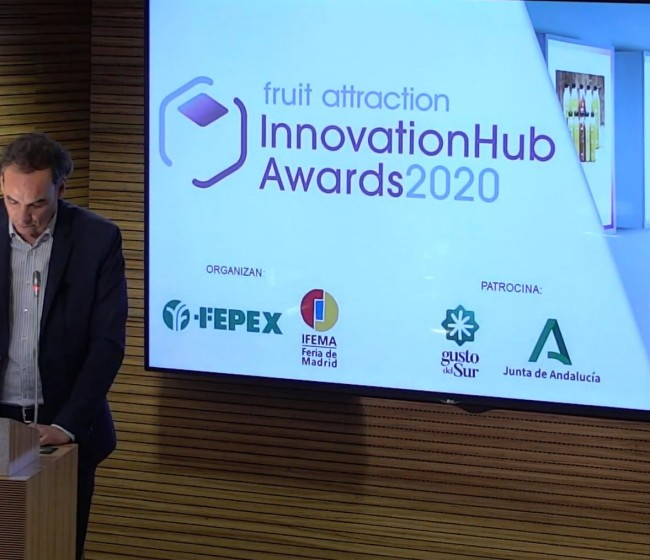 Un brócoli de Bejo Ibérica y Agrocolor, ganadores del Innovation Hub Awards de Fruit Attraction 2020