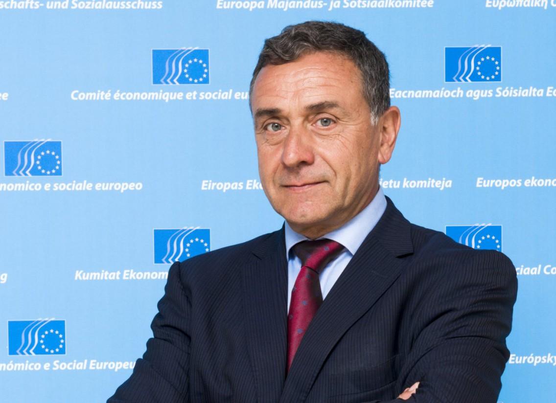 Josep Puxeu, miembro del Comité de Dirección del CESE en representación de FIAB