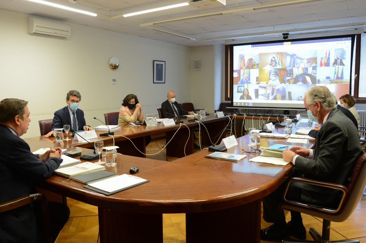 La Conferencia Sectorial de Agricultura y Desarrollo Rural reparte 1,46 M€ de ayudas para explotaciones de porcino ibérico