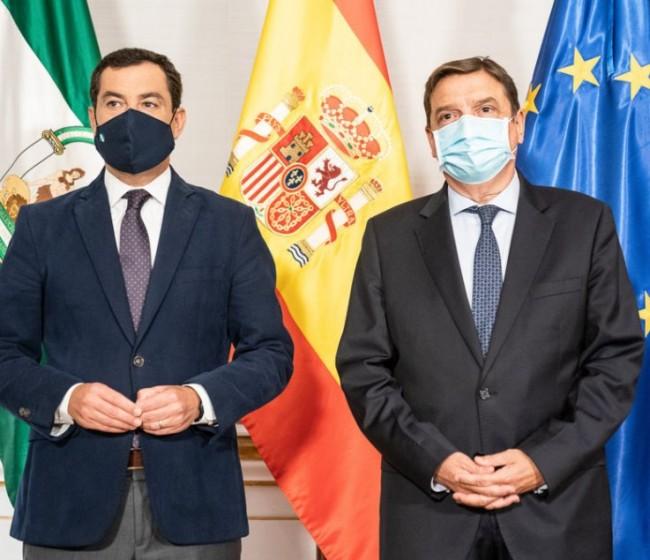 Planas pide a Andalucía protagonismo para aprovechar las oportunidades de la nueva PAC