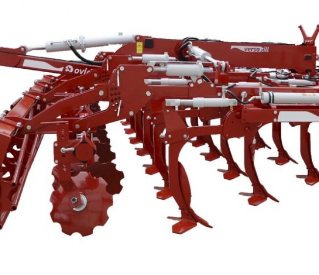 Ovlac apuesta por el sistema Hidro para su gama de cultivadores Versatill