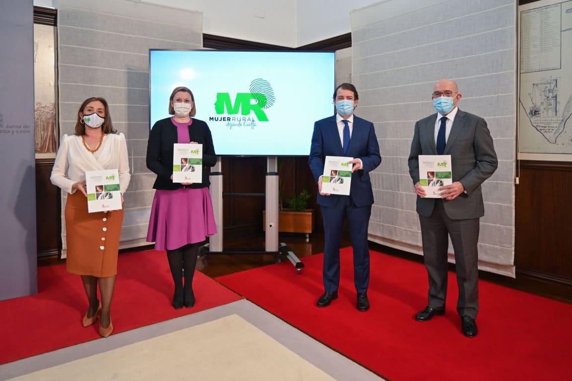 Castilla y León: movilizar 50 M€ para las emprendedoras del medio rural entre 2021 y 2023