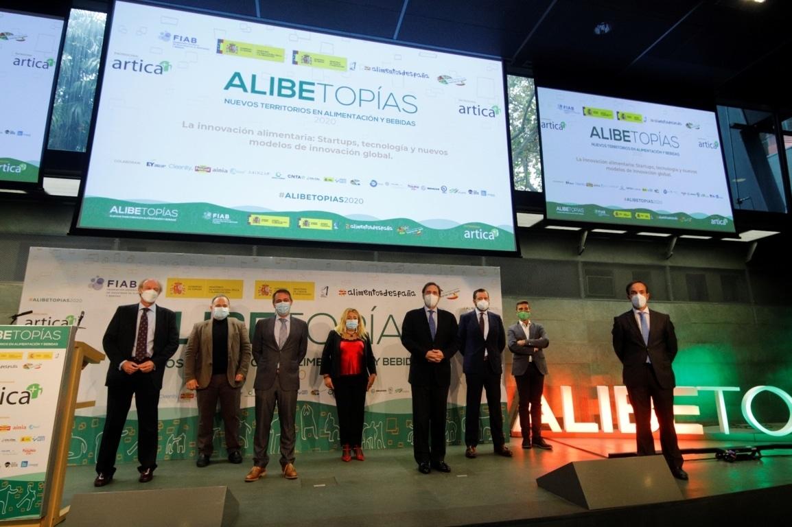 FIAB celebra su encuentro de innovación alimentaria, ALIBETOPÍAS