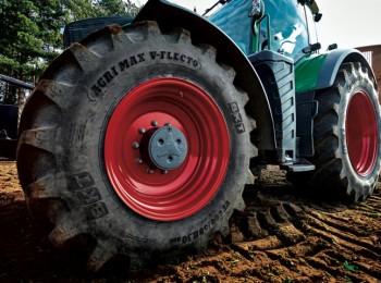 BKT Agrimax, neumáticos para una agricultura 4.0