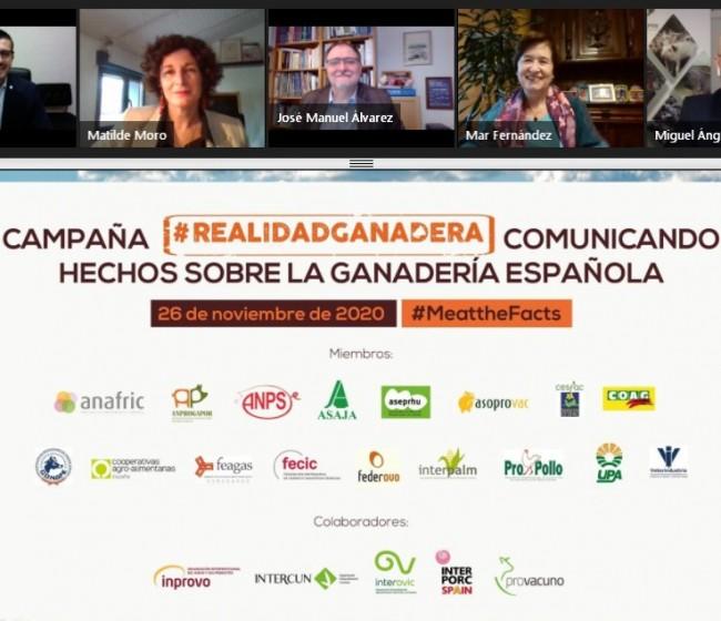 La nueva campaña #RealidadGanadera pondrá en valor la ganadería española