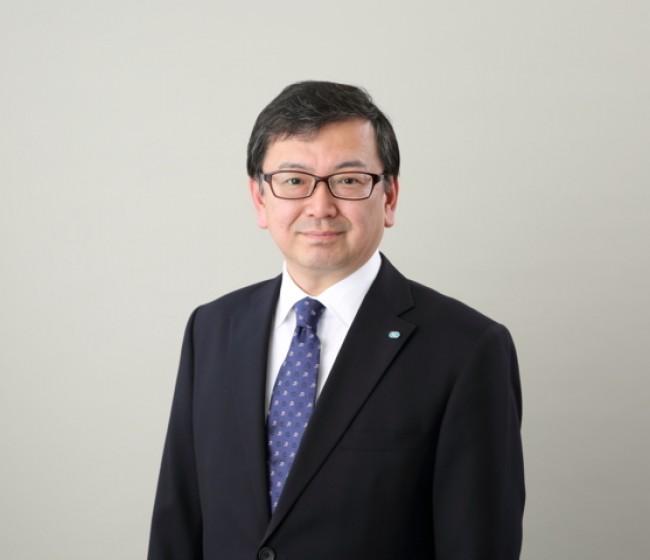 Shingo Hanada, próximo presidente de Kubota Holdings Europe y del grupo Kverneland