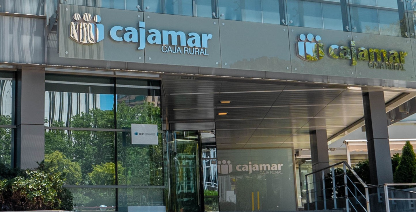 Sede BCC-Grupo Cajamar Madrid _baja