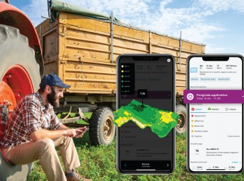 La solución xarvio Healthy Fields de Basf, Mejor Innovación Tecnológica para la Agricultura Digital