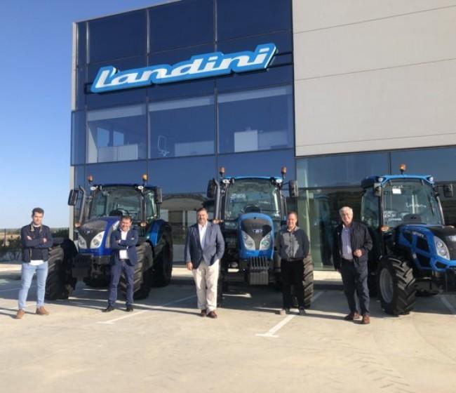 Agroisauto, nuevo concesionario oficial de Landini para la provincia de Córdoba