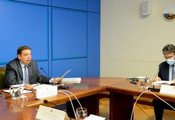 Planas convoca a los consejeros autonómicos el próximo 10-D para avanzar en el diseño del PEPAC