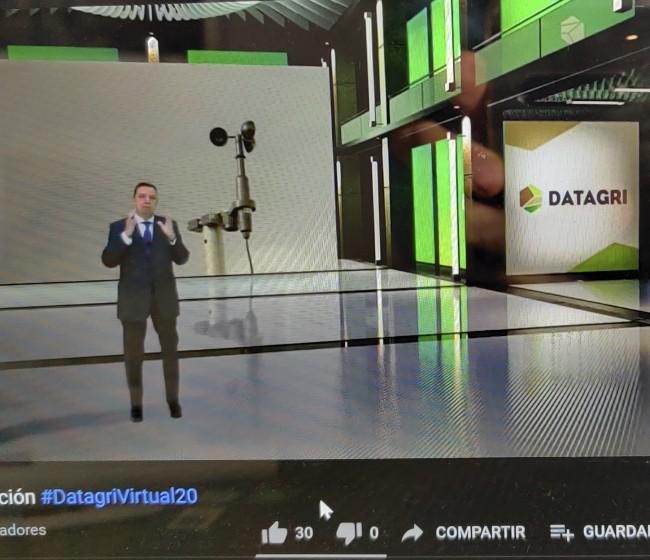 Empieza #DatagriVirtual2020, foro de la tecnología digital para el sector agroalimentario