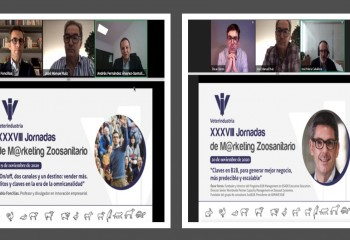 Veterindustria celebra con éxito sus jornadas de Marketing