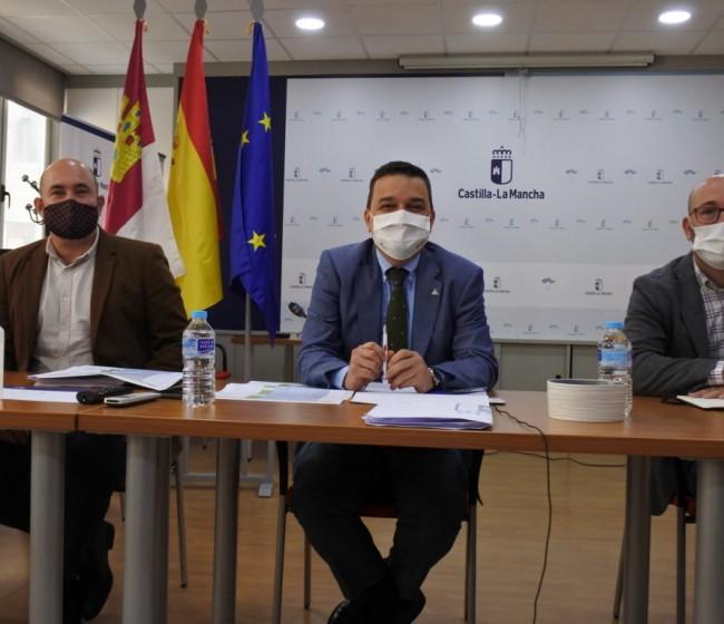 """Castilla-La Mancha: acuerdo """"histórico"""" de la Mesa Regional del Agua para limitar la cesión de caudales a otros territorios"""