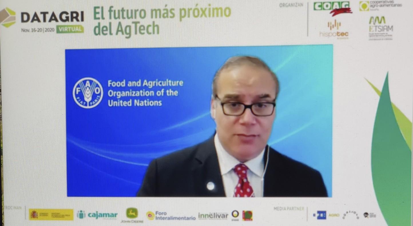 Foro Datagri clausura cinco días de puesta a punto en la digitalización del sector agrario