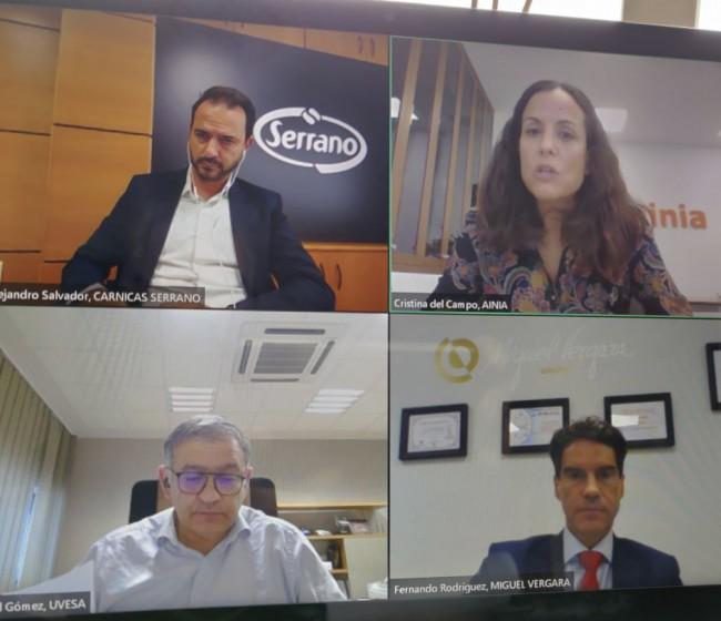 AINIA analiza en una jornada los retos para la innovación en el sector cárnico