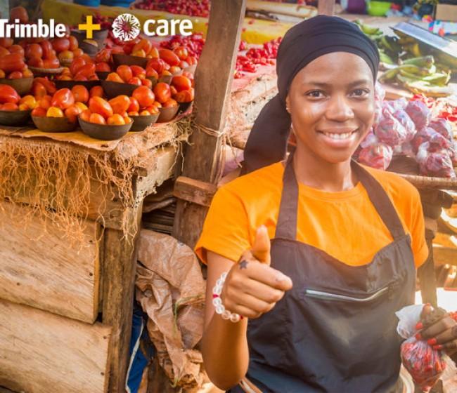 Trimble lanza una campaña para colaborar con el programa «Ella alimenta el mundo»