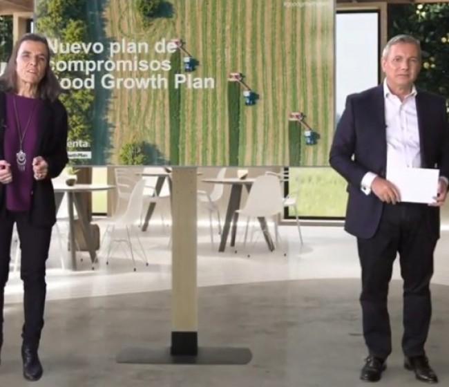 Syngenta presenta los objetivos del Good Growth Plan para los próximos cinco años