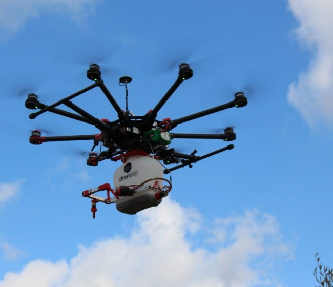 Corteva Agriscience y Agrosap, elegidas para un proyecto de innovación 5G en drones para el sector agroalimentario