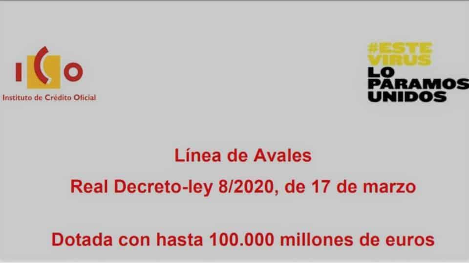 El sector agroalimentario superó los 8.000 M€ de avales públicos de la Línea ICO Covid-19 hasta final de noviembre