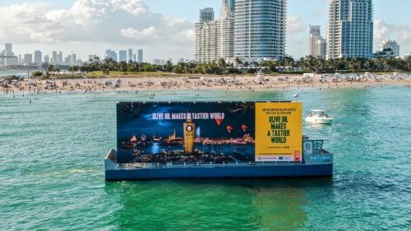 Olive Oil World Tour se despide con espectaculares acciones de promoción en todo el mundo