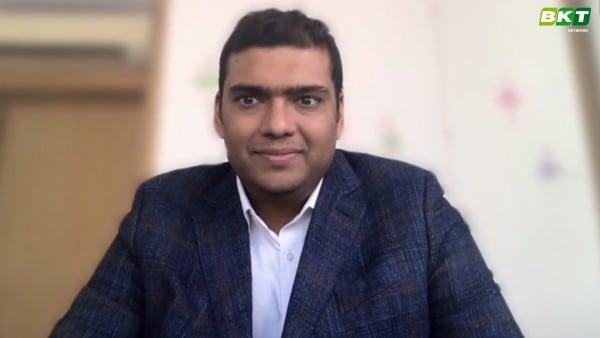 Rajiv Poddar, la tercera generación de BKT, en Inspiring Talks