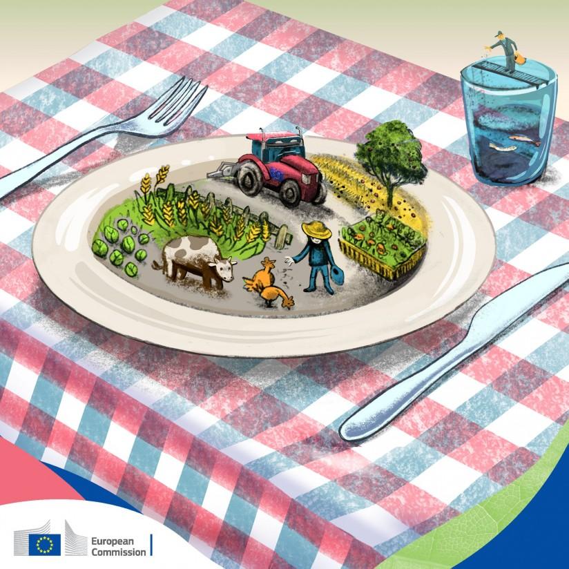 """Esperando la evaluación del impacto de las Estrategias """"De la granja a la mesa"""" y """"Biodiversidad"""". Por Pekka Pesonen"""