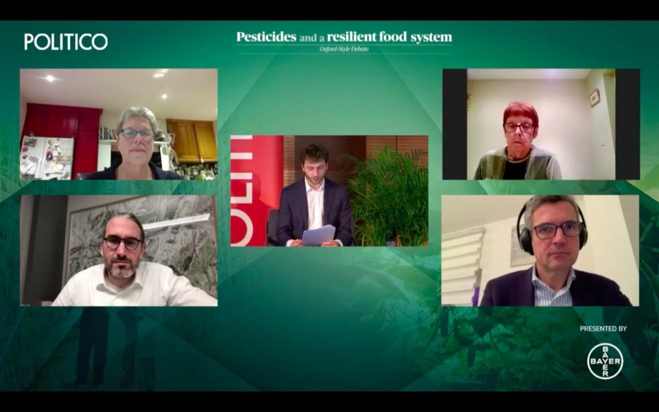 Bayer debate sobre el futuro de los fitosanitarios y un sistema alimentario resistente