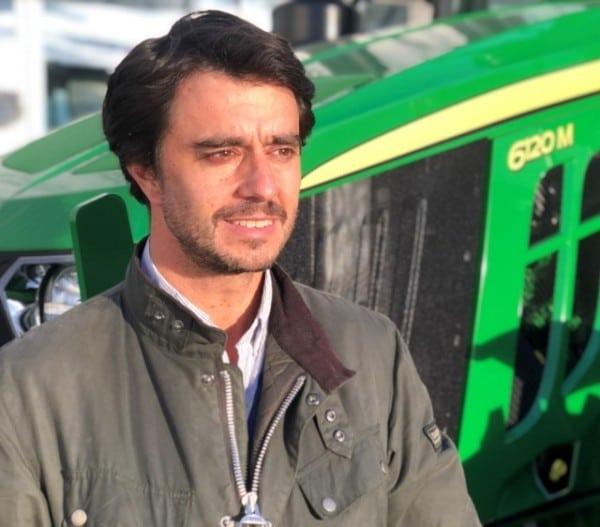 Eduardo Martínez de Ubago, nuevo director de Negocio de John Deere Ibérica