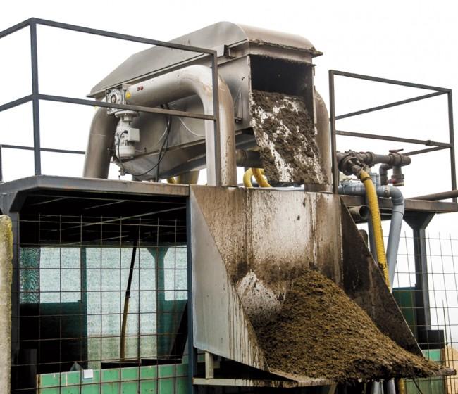 Rotecna muestra los beneficios económicos de la separación mecánica del purín