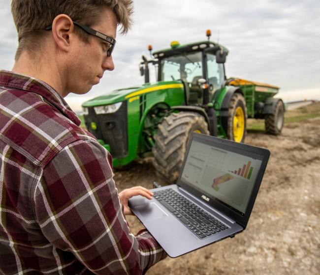 Llega a España la app de agricultura de precisión SatAgro