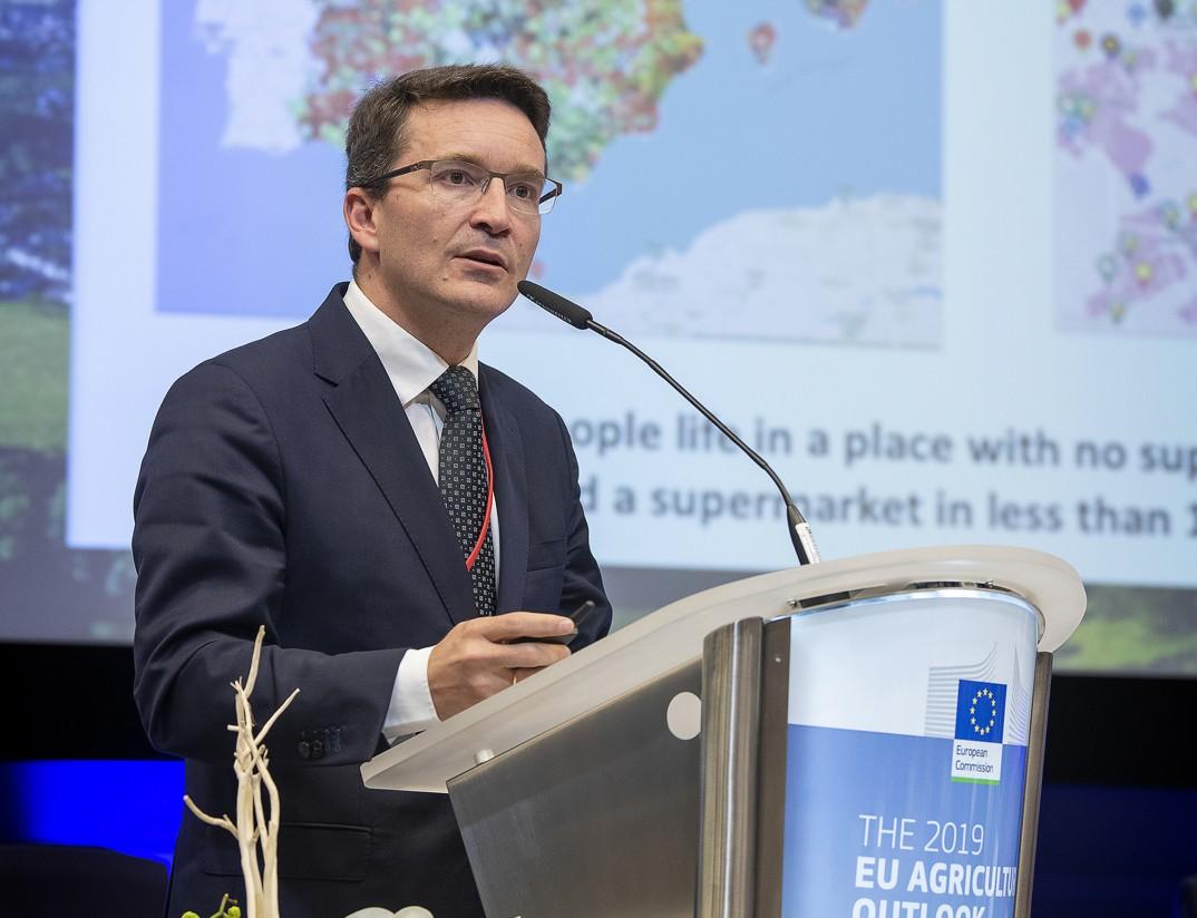 Asedas pide a la CE que la distribución alimentaria sea considerada sector estratégico