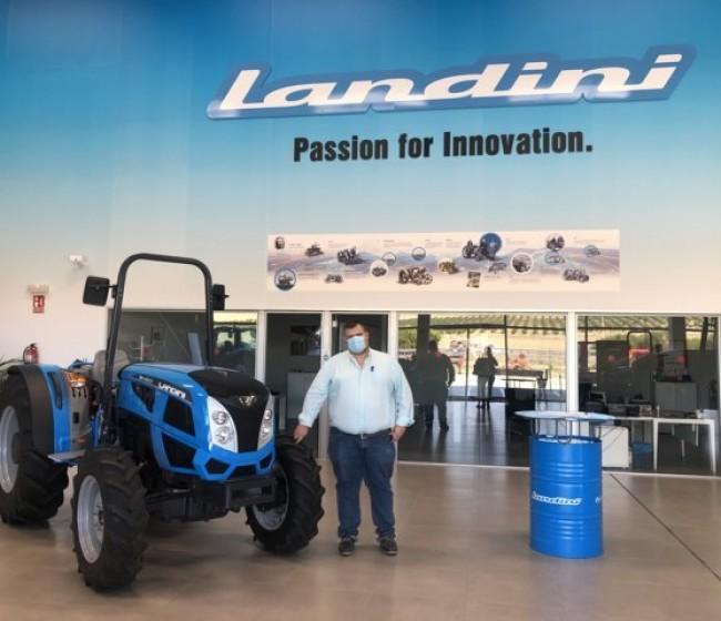 Auto Tractor del Sur, nuevo concesionario de Landini para la provincia de Huelva