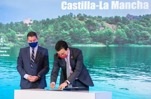Castilla-La Mancha cierra filas con el Acuerdo de Posición Común en Materia de Agua