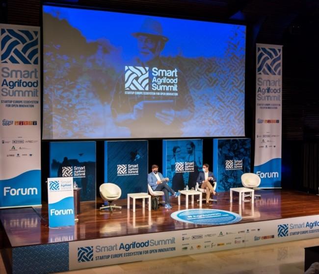Encuentros virtuales precederán a Smart Agrifood Summit, que se celebrará el 7 y 8 de octubre