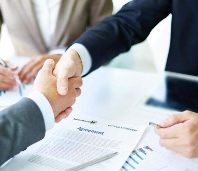 AlgaEnergy y Laboratoire M2 firman acuerdos estratégicos para el desarrollo y distribución global de productos