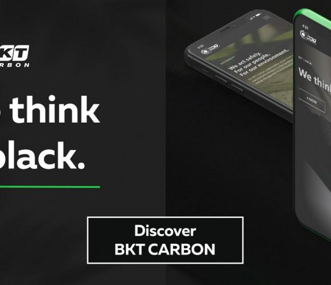 BKT lanza una web dedicada a la producción y venta de negro de carbón